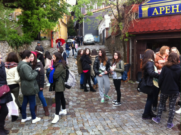 Visitando Plovdiv