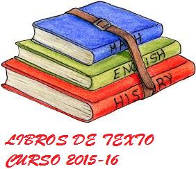 Lista libros de texto 2015-16