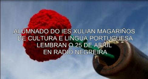 Entrevista en Radio Negreira