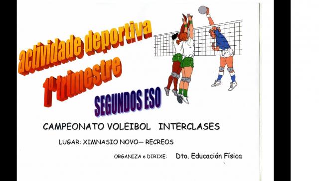 Campionato de Voleibol