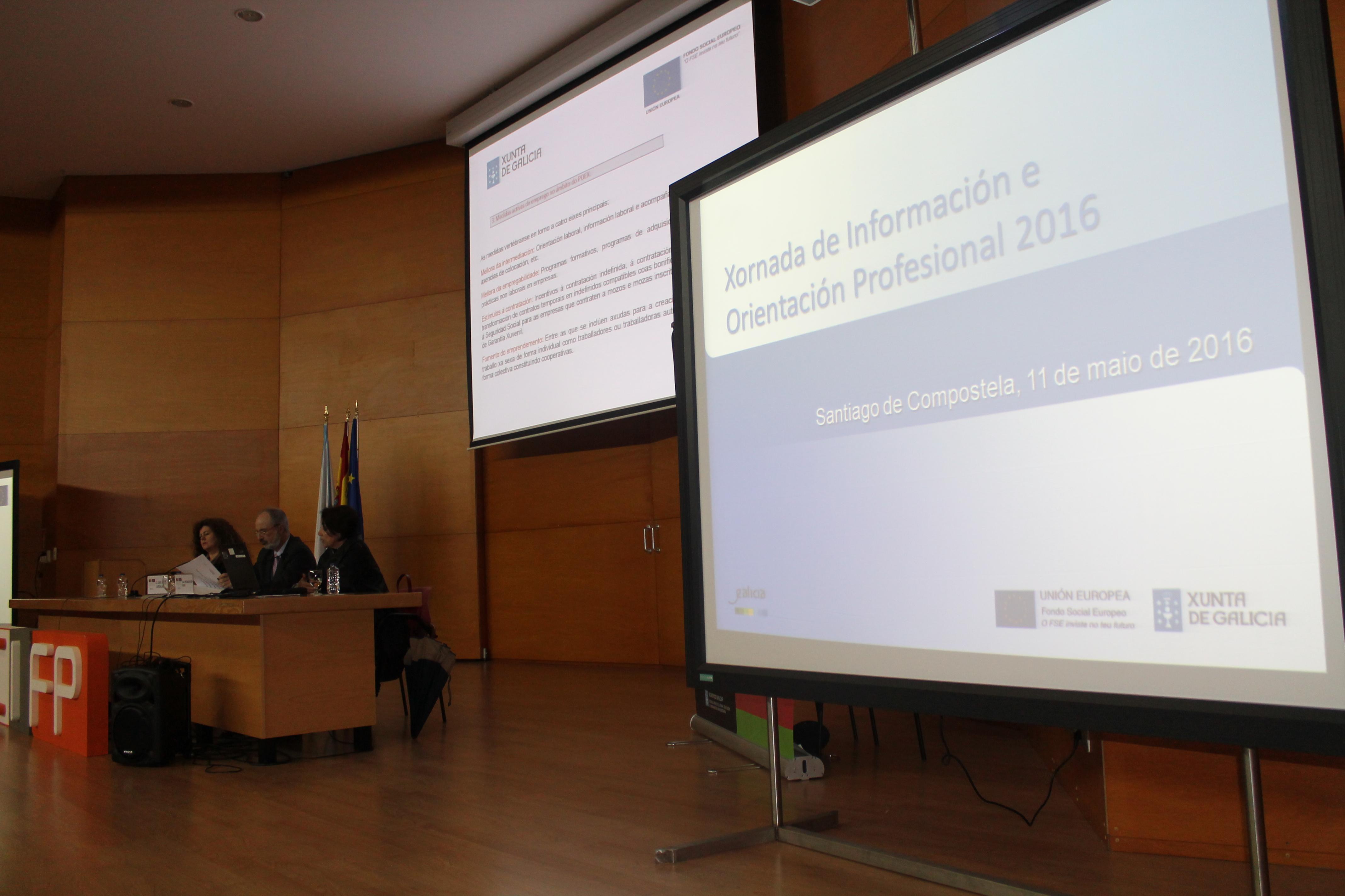 Xornadas de orientaci n 2016 xunta de galicia for Oficina xunta de galicia