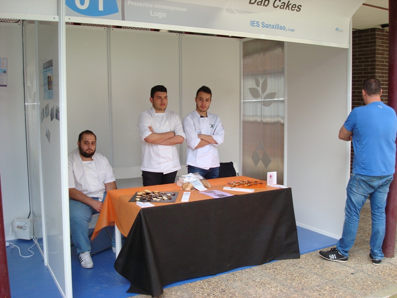 Proxecto mini empresas lugo 2016 2017 xunta de galicia for Oficina xunta de galicia