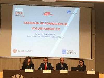 Formación de voluntariado do Programa Finanzas para Mortais 2019