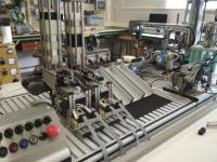Modulación automática dunha central de aspiración