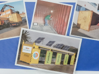 Xestión e almacenamento de residuos no CIFP Ferrolterra