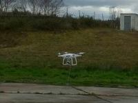 Desenvolvemento da fabricación e ensamblaxe dun DRON/RPA