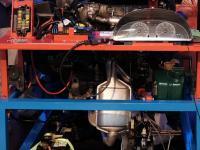 Fabricación de maqueta didáctica dun motor Citroën HDI