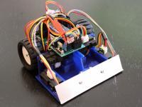 Deseño e desenvolvemento de kits imprimibles de robótica educativa para competicións escolares baseados en plataformas hardware/software abertas