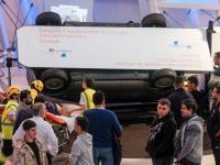Simulador de rescate de vítimas de accidente de tráfico
