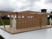 Elaboración dun prototipo dunha unidade ecosustentable para soporte de asistencia sanitaria en situacións de risco especial