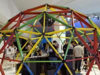 Xeodome (construción cúpula xeodésica)