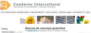 cuaderno intercultural