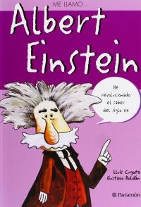 Portada de Me llamo Albert Einstein