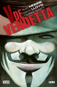 Portada de V de Vendetta