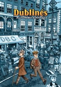 Portada de Dublinés