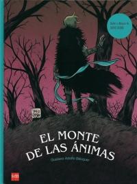 Portada de El monte de las ánimas (Gustavo Adolfo Bécquer)