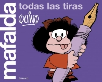 Portada de Mafalda todas las tiras