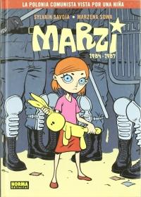 Portada de Marzi 1984-1987