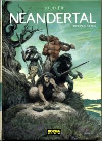 Portada de Neandertal. (Edición integral)