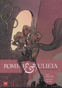 Portada de Romeo y Julieta