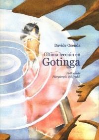 Portada de Última lección en Gotinga