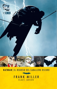 Portada de Batman. El regreso del caballero oscuro