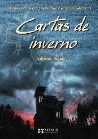 Portada de Cartas de inverno (Agustín Fernández Paz)