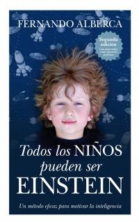 Portada de Todos los niños pueden ser Einstein