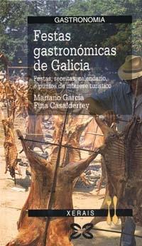 Portada de Festas gastronómicas de Galicia