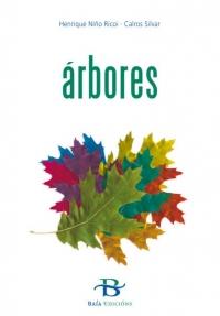Portada de Árbores. As 50 máis comúns