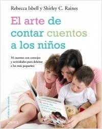 Portada de El arte de contar cuentos a los niños