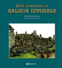 Portada de Guía ilustrada da Galicia invisible