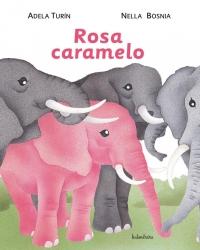 Portada de Rosa caramelo