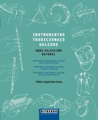 Portada de Instrumentos tradicionais galegos