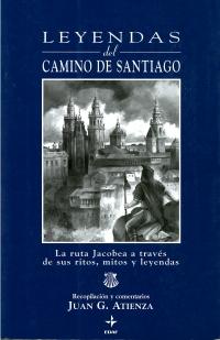 Portada de Leyendas del Camino de Santiago