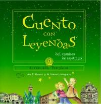 Portada de Cuento con Leyendas del Camino de Santiago 2. Larrasoaña - Pamplona
