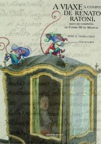 Portada de A Viaxe a Compostela de Renato Ratoni
