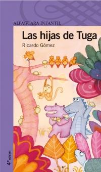 Portada de Las hijas de Tuga