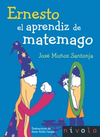 Portada de Ernesto el aprendiz de matemago