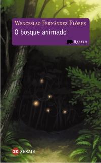 Portada de O bosque animado