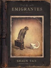 Portada de Emigrantes