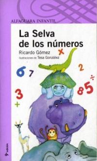 Portada de La Selva de los números