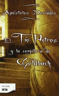 Portada de El Tío Petros y la conjetura de Goldbach