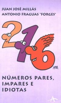 Portada de Números pares, impares e idiotas