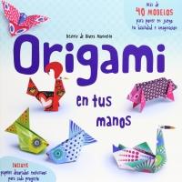 Portada de Origami en tus manos