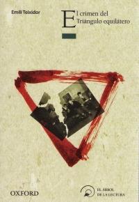Portada de El crimen del triángulo equilátero