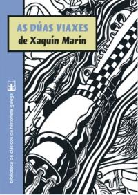 Portada de As dúas viaxes de Xaquín Marín
