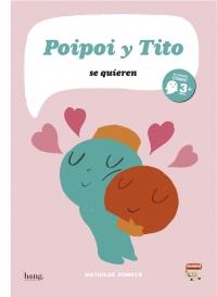 Portada de Poipoi y Tito se quieren