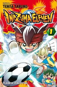 Portada de Inazuma eleven 1