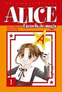 Portada de Alice, Escuela de magia 1